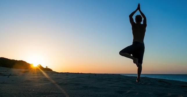 11 Best Yoga Poses For Men