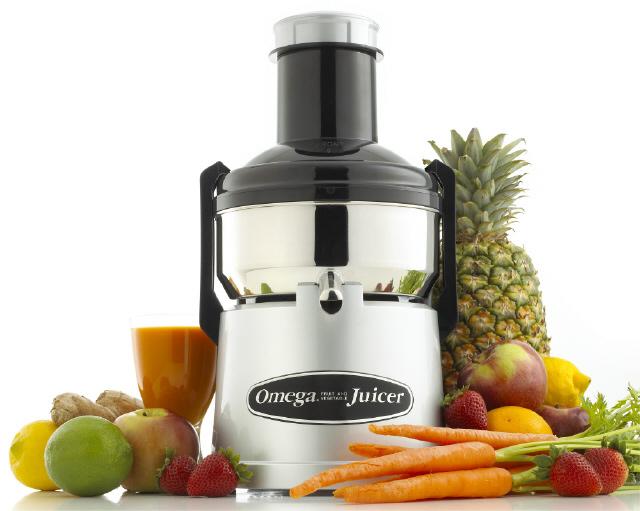 juicer and juice