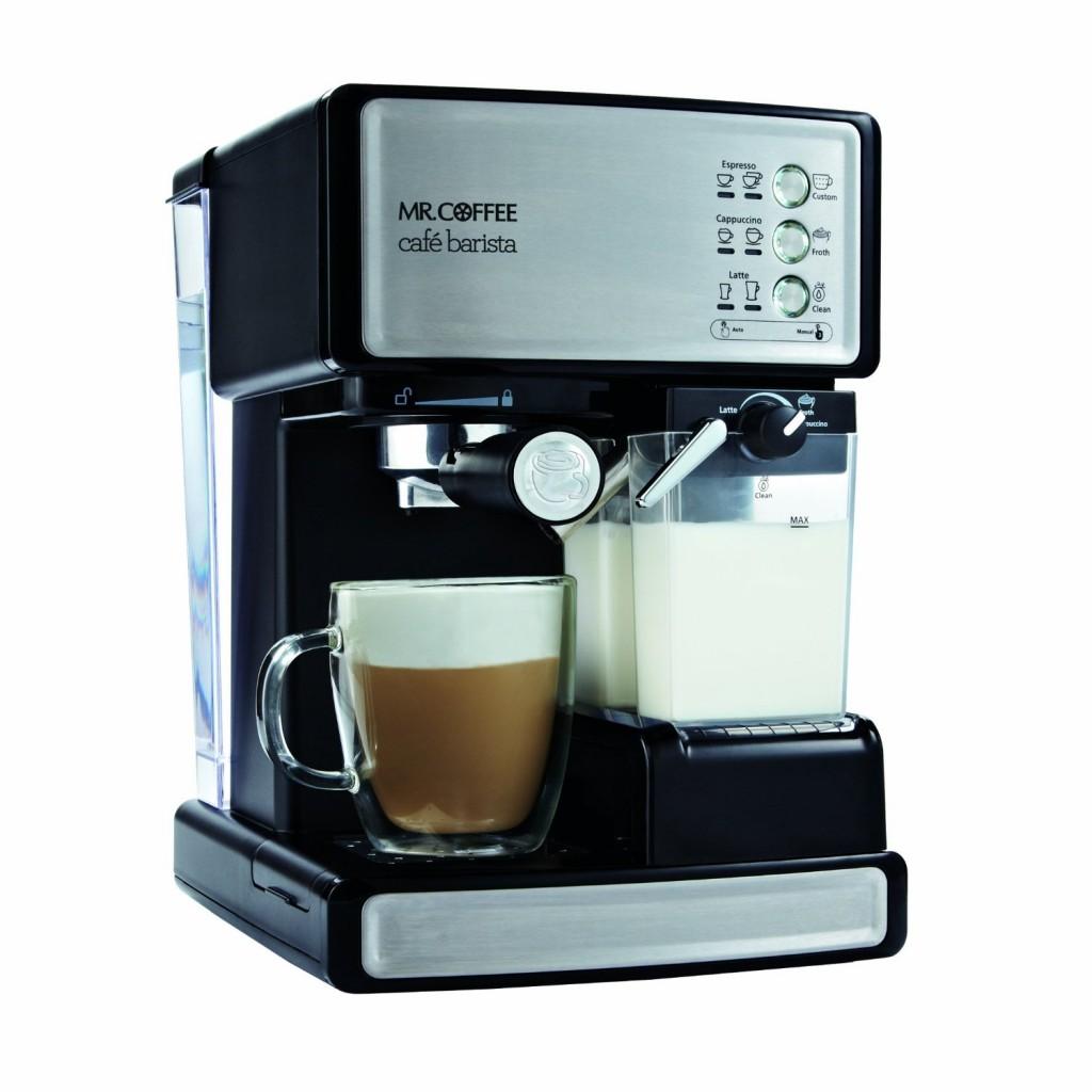 Mr Coffee Cafe Latte Maker Reviews